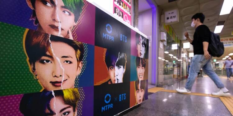 Valorisée 4 milliards, l'icône de la musique pop coréenne arrive en Bourse