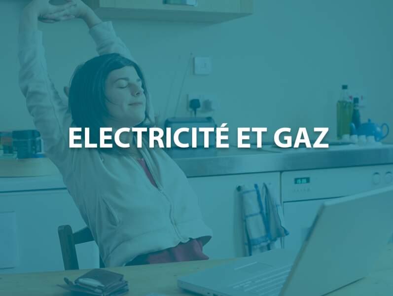 Electricité et gaz