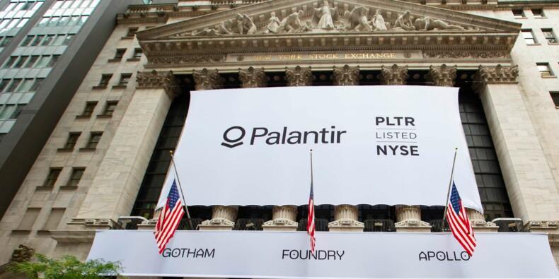 Palantir, le Big Brother de l'analyse de données, débarque en fanfare en Bourse