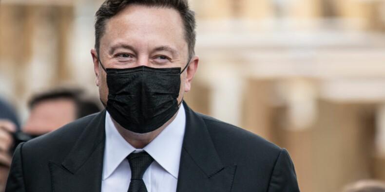 Elon Musk refuse d'être vacciné face au Covid-19