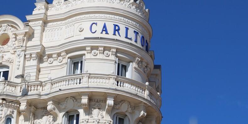 Victime du Covid-19, le Carlton de Cannes ferme ses portes