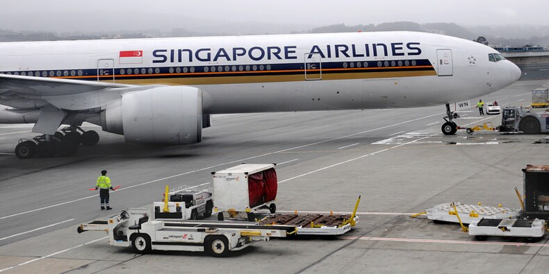 Singapore Airlines : un restaurant éphémère installé dans un A380