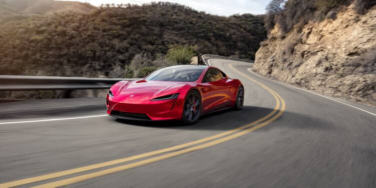 Le futur Roadster de Tesla pourrait… planer
