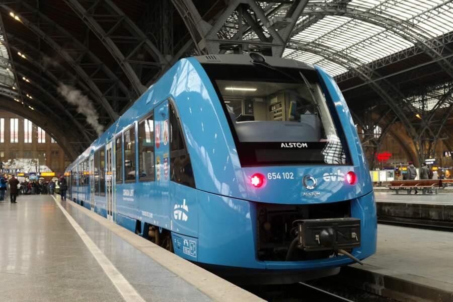 Les transports ferroviaires