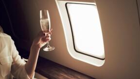 Un faux jet privé à louer pour les influenceurs