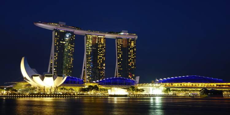 """Fronde contre les """"croisières vers nulle part"""" voulues par Singapour face au Covid-19"""