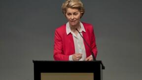La présidente de la Commission européenne, Ursula von der Leyen, placée en quarantaine