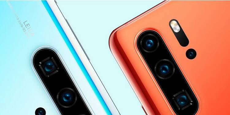 Huawei P30 : 250 euros de réduction sur le smartphone chez Amazon