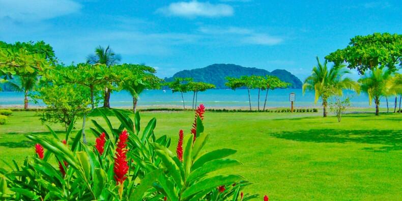 La reconversion (très) inattendue d'une île prison au Costa Rica
