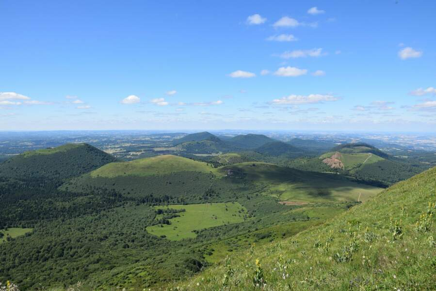 Un week-end en Auvergne