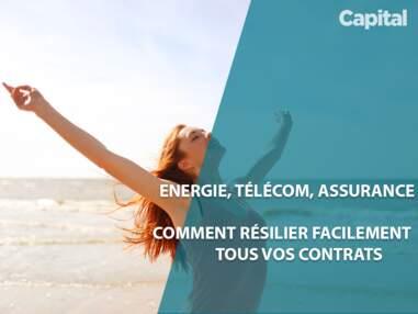 Energie, télécom, assurance... comment résilier facilement tous vos contrats