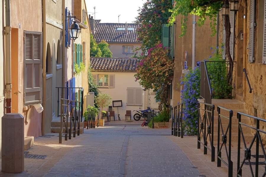 Deux jours à Saint-Tropez