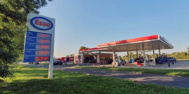 ExxonMobil (Esso) et Chevron ont discuté pour former un titan du pétrole