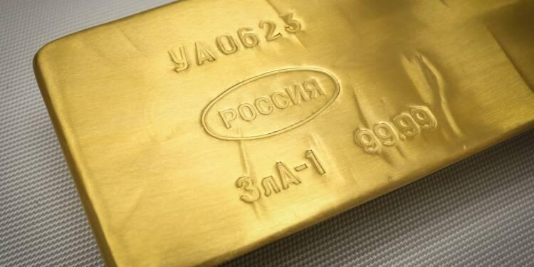 L'or décolle, porté par la Fed et Joe Biden
