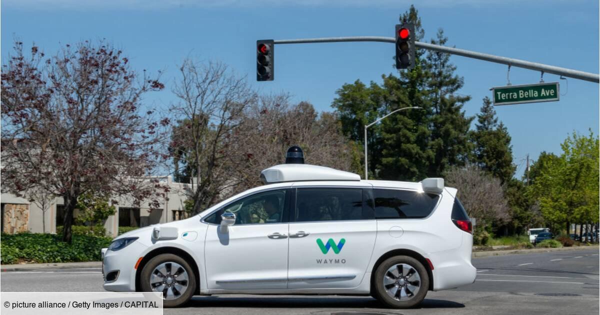 Waymo va généraliser les taxis sans chauffeur à Phoenix