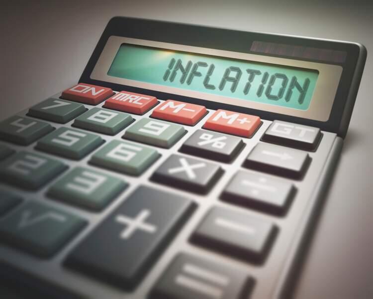 Un risque de retour de l'inflation