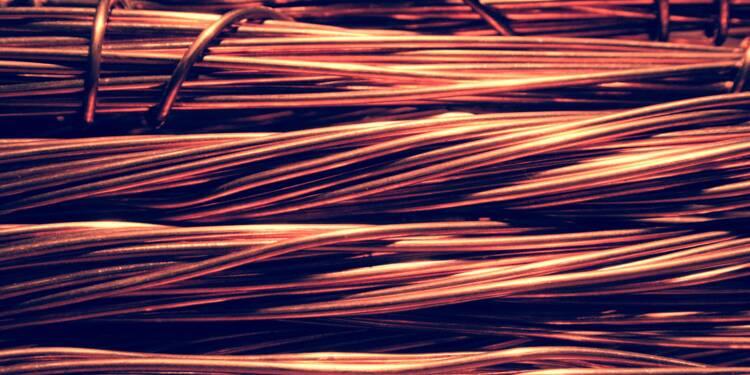Le cuivre va-t-il continuer à faire des étincelles en 2021 ?