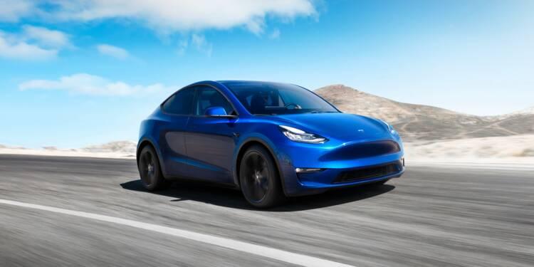 Des batteries spéciales pour les Tesla Model Y européennes