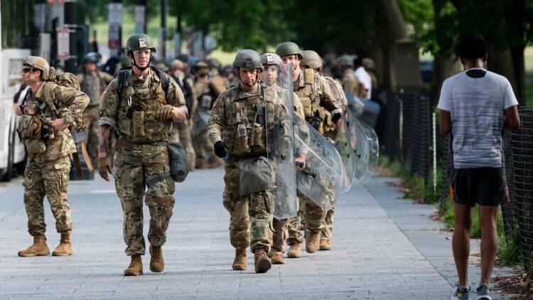 Cette loi méconnue qui autorise l'US Army à intervenir en cas de violences post-électorale