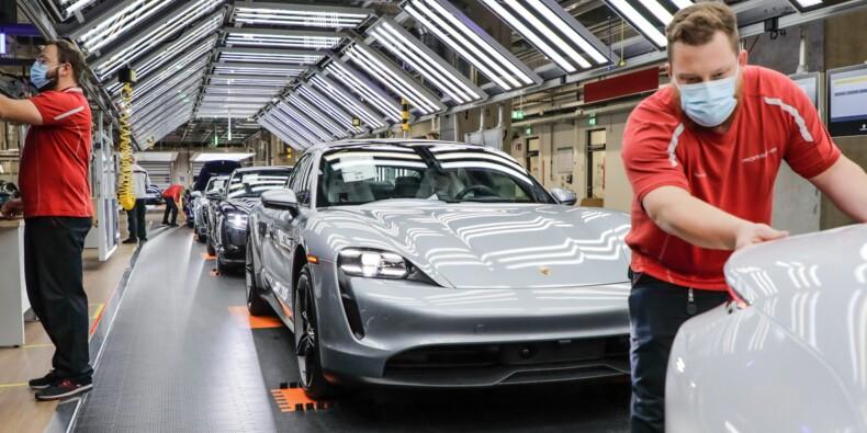 Luxe : l'incroyable valeur de la marque Porsche
