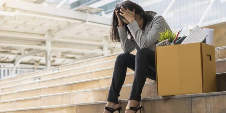 Les plans de sauvegarde de l'emploi (PSE) ont doublé avec la crise