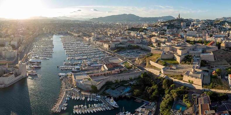 Marseille craint un trop fort afflux de touristes cet été, veut moins de promotion !