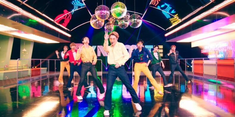 L'incroyable début en Bourse du groupe BTS, roi de la K-pop