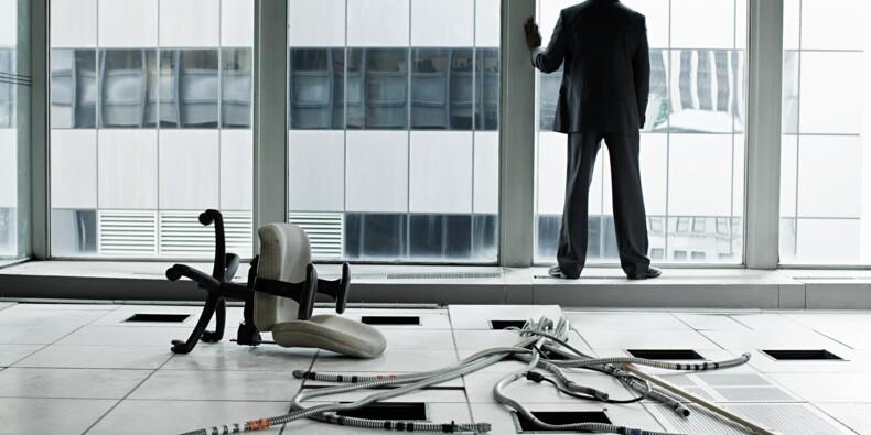Le plongeon des faillites est en trompe l'oeil, selon la Banque de France