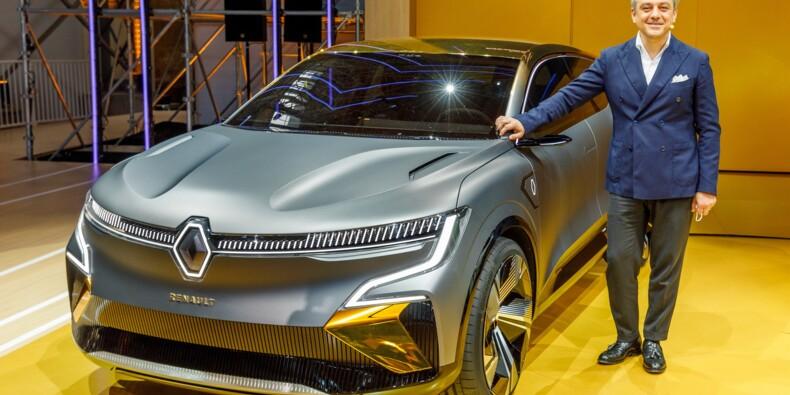 Luca de Meo a présenté son plan pour sauver Renault
