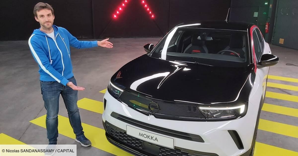 Opel Mokka 2021 Nous Sommes Montes A Bord Capital Fr