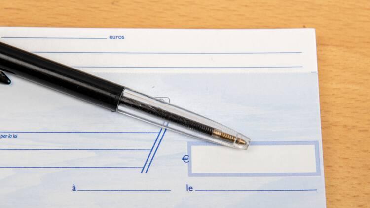 Chèque libellé : mentions obligatoires et validité
