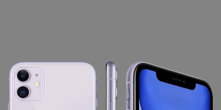 iPhone 11 : le smartphone Apple disponible dès 689 euros sur Amazon