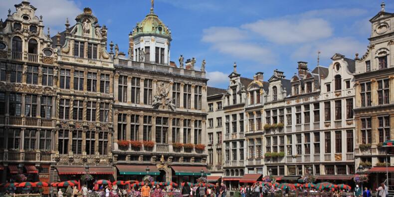 La Belgique ferme tous ses bars et restaurants