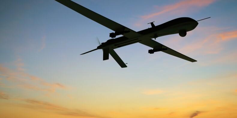 La Chine teste des drones kamikazes