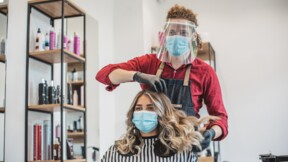 A Melbourne, les salons de coiffure croulent sous le travail