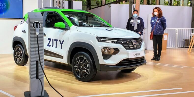 Dacia Spring : à bord de la voiture électrique la moins chère du marché