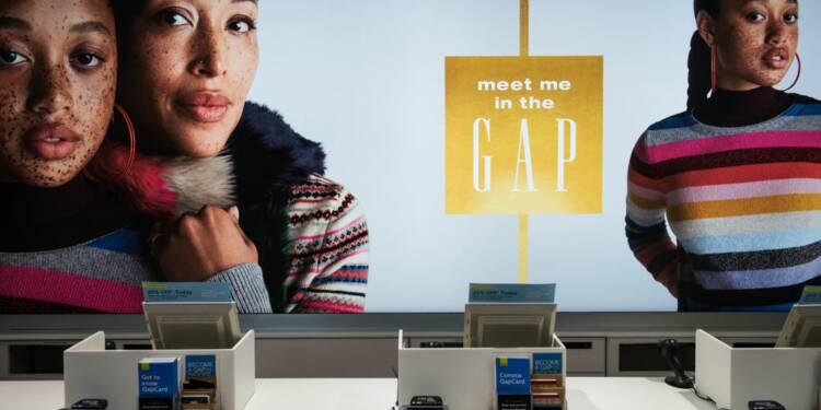 Les magasins Gap pourraient fermer en Europe
