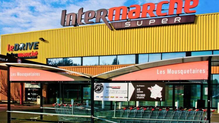 Intermarché, grand gagnant de la distribution en 2020, devant Lidl et Leclerc