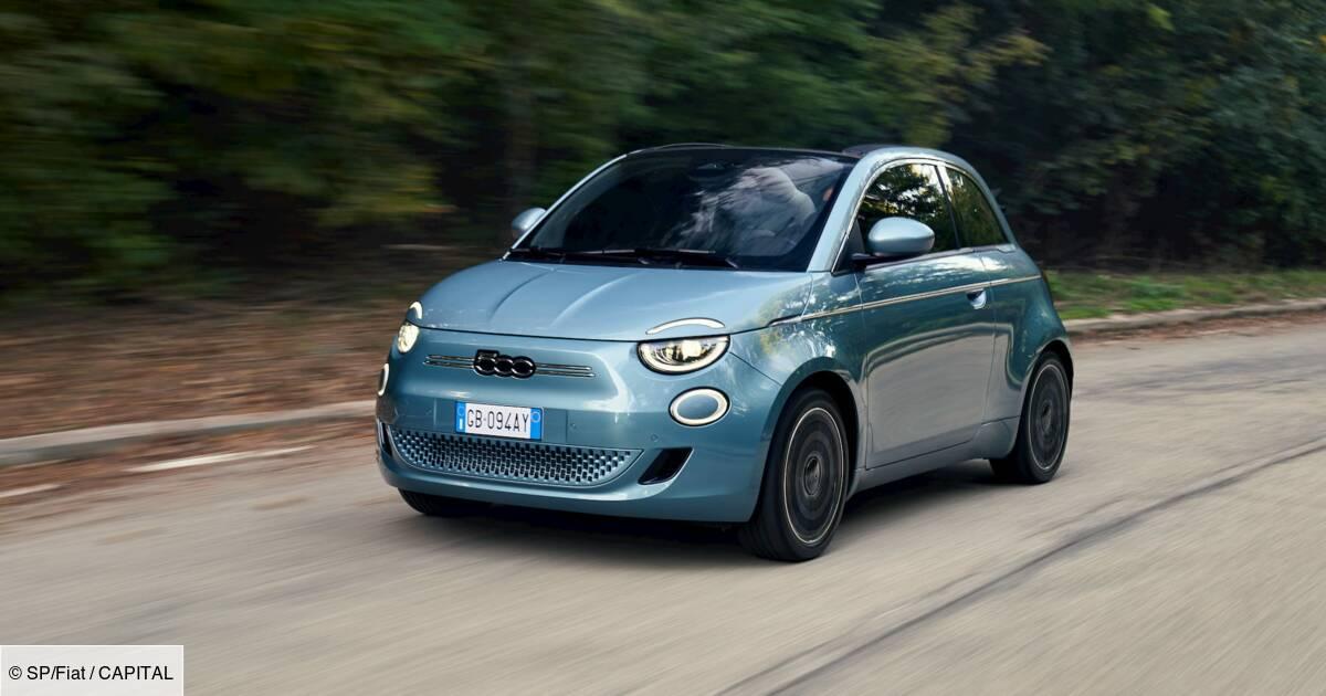 Les Prix De La Nouvelle Fiat 500 Electrique Devoiles Capital Fr