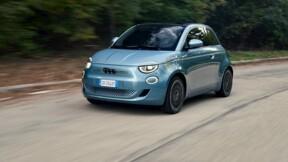 Les prix de la nouvelle Fiat 500 électrique dévoilés