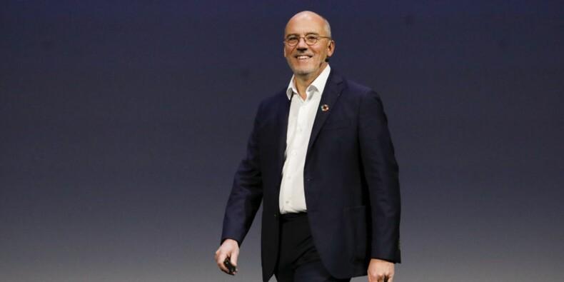 """5G : Stéphane Richard, le patron d'Orange, critique les """"cœurs de ville bobos"""""""