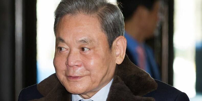 Samsung perd son président visionnaire