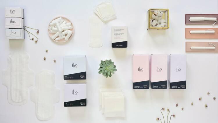 Comment Jho est devenue la marque leader des produits d'hygiène féminine bio