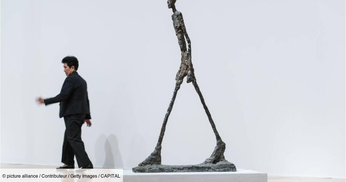 Ce record de Pablo Picasso que pourrait égaler le sculpteur Alberto Giacometti