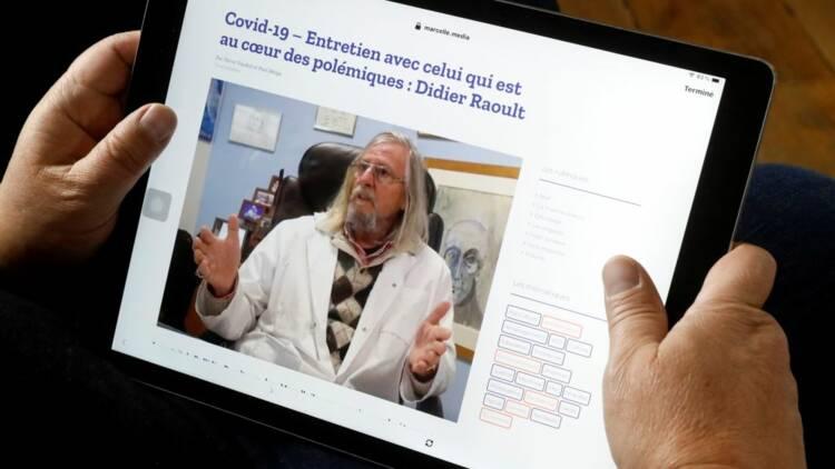 La facture salée des patients traités à l'hydroxychloroquine à l'IHU de Marseille