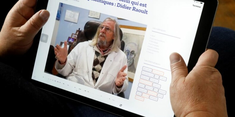 Didier Raoult va porter plainte contre un homologue nantais
