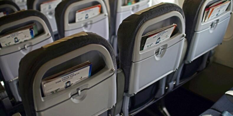 Faute de passagers, une compagnie aérienne écoule ses plateaux-repas en supermarché