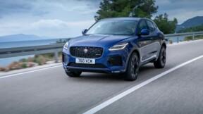 Jaguar E-Pace : un moteur hybride compatible E85 en 2021