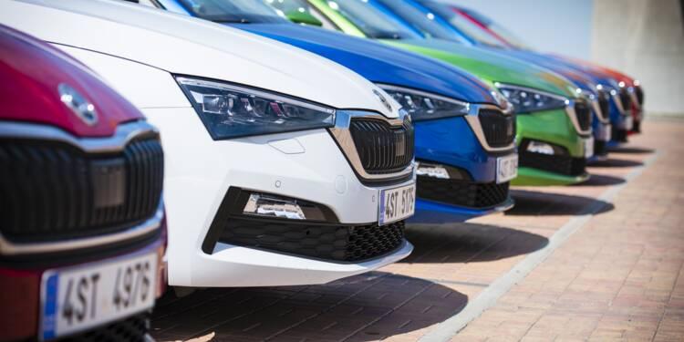 Le boom des ventes de voitures d'occasion en octobre
