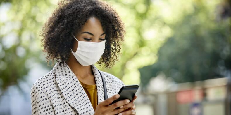 Covid-19 : l'Assurance maladie envoie désormais un SMS aux cas contacts et aux contaminés